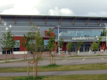 Presentationsbild för referensen Ejedals Arena